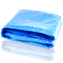 BLUE TARP (Please call to confirm the availability)