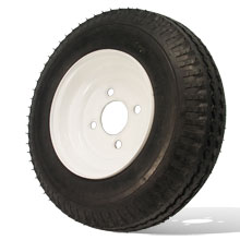 AIR TIRE FOR TRAILER