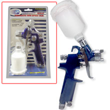 HVLP PUEUMATIC MINI SPRAY GUN