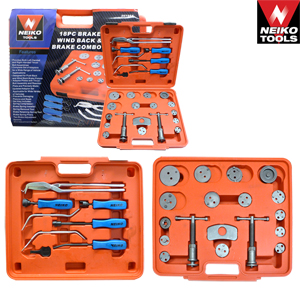 AUTO BRAKE CALIPER 18PC&8PC PRO BRAKE COMBO TlOOLS SET