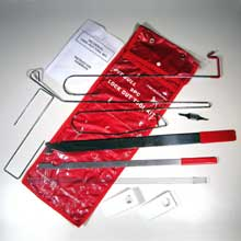 9PC LOCK-OUT TOOL KIT