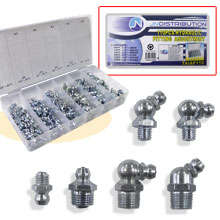110PC HYDRAULIC FITTING ASSORTMENT