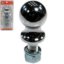 "1-7/8""X3/4""X2""HITCH BALL"