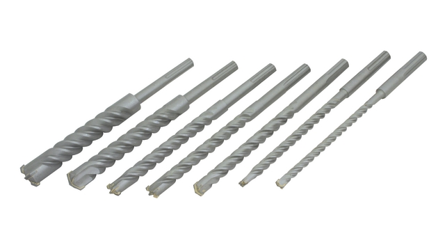 "MAX SDS CARBIDE BITs 1/2"" to 1-1/2""X8""X13-1/2"""