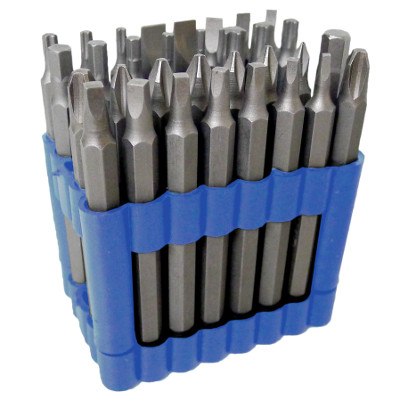 "32PC 3"" S2 SCREWDRIVER BIT SET"