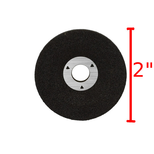 "2"" 6PC GRINDING DISC 60GRIT"