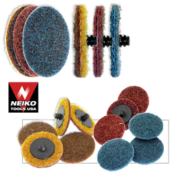 Neiko Quick Change Surface Conditioning Rollock Disc