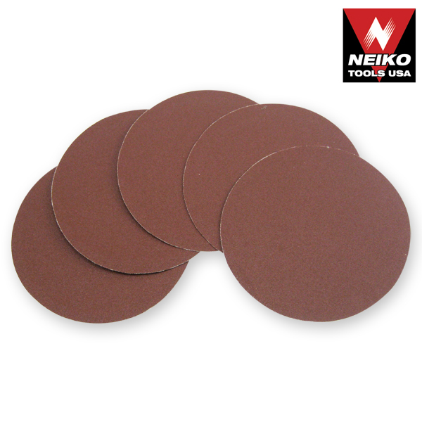 "5"" SANDING DISC PSA A/O 50PC/BOX"