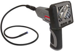 Wireless Inspection Camera with Recordable LCD Monitor & Digital