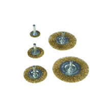 5 PC Wire Wheel Brush Set