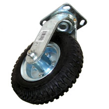 "8"" AIR TIRE SWIVEL CASTER"