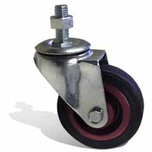"3X1""SWIVEL CASTER THREADSAE"