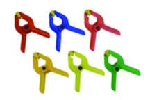 Mini Spring Clamp 6pc