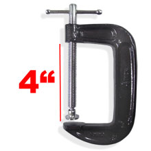 C-CLAMP HEAVY DUTY