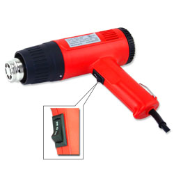 700F & 925F 1500W, 2 SPEED HEATING GUN