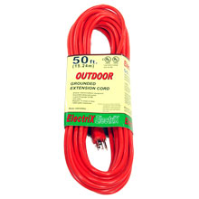 16GAUGEX3 25FT/50FT/100FT EXTENSION CORD UL