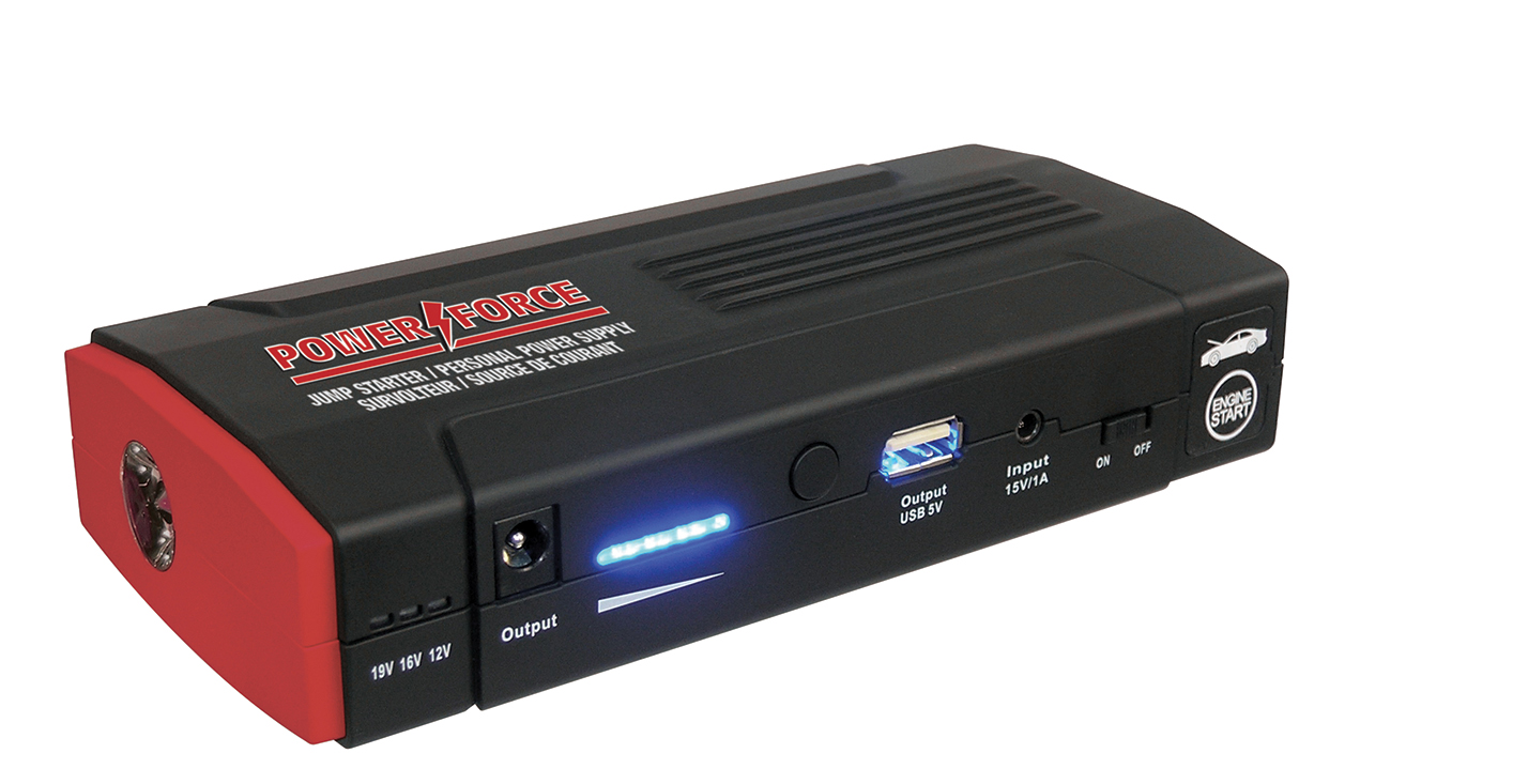 JUMP STARTER / PERSONAL POWER SUPPLY