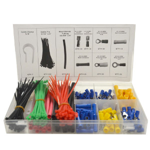 308PCS ELECTRICAL ASSORTMENT