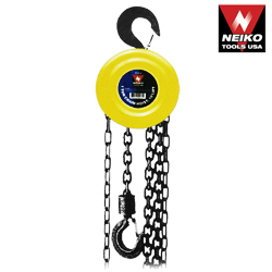 2 Ton Chain Hoist with 10 Foot Lift
