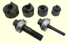 "1/2"" TO 1-1/4"" KNOCKOUT PUNCH KIT TYPE C"