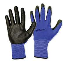 Gloves Nitrile Coated 6 Pairs