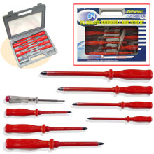 7PC INSULATED SCREWDRIVER SET