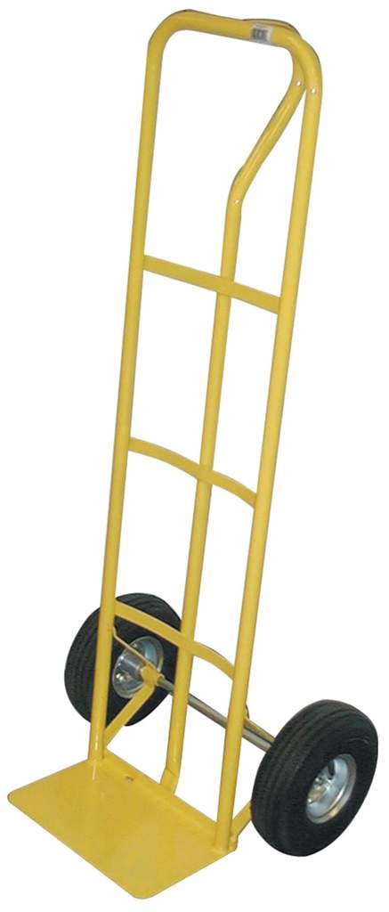 Hand Truck With Pneumatic Tires