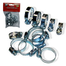 12PCS HOSE CLAMP SET
