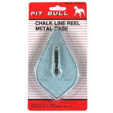 CHALK LINE REEL METAL CASE