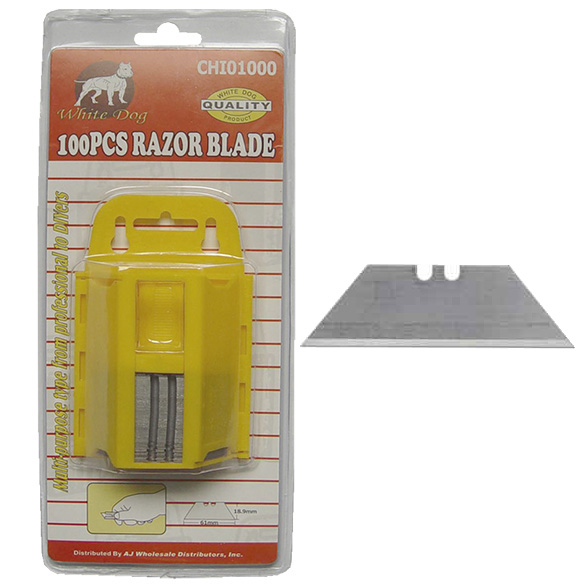 100PCS BLADE DISPENSER