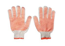 Dotted Working Gloves