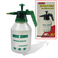 0.40 GALLON SPRAYER