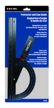 Saw Guide Protractor