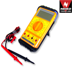 LAGER LCD DIGITAL MULTIMETER