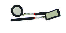 TELESCOPING INSPECTION MIRROR WITH LED