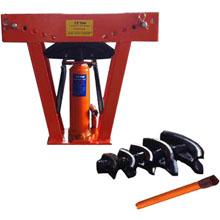 12 TON PIPE BENDER HYDRAULIC