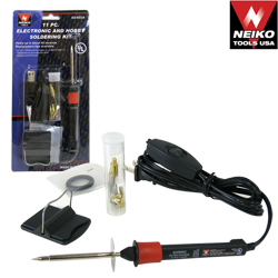 11pc Electronic and Hobby Soldering Kit