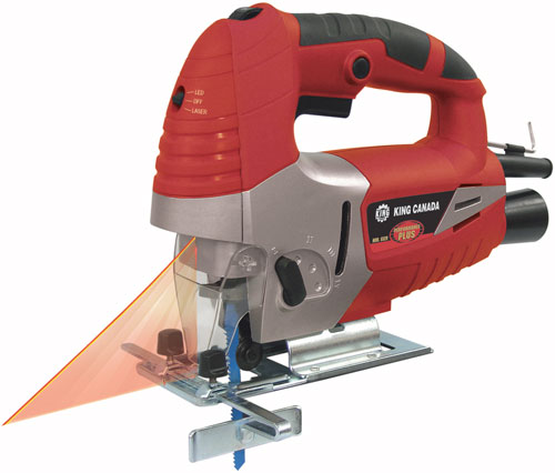 Variable Speed Orbital Jig Saw