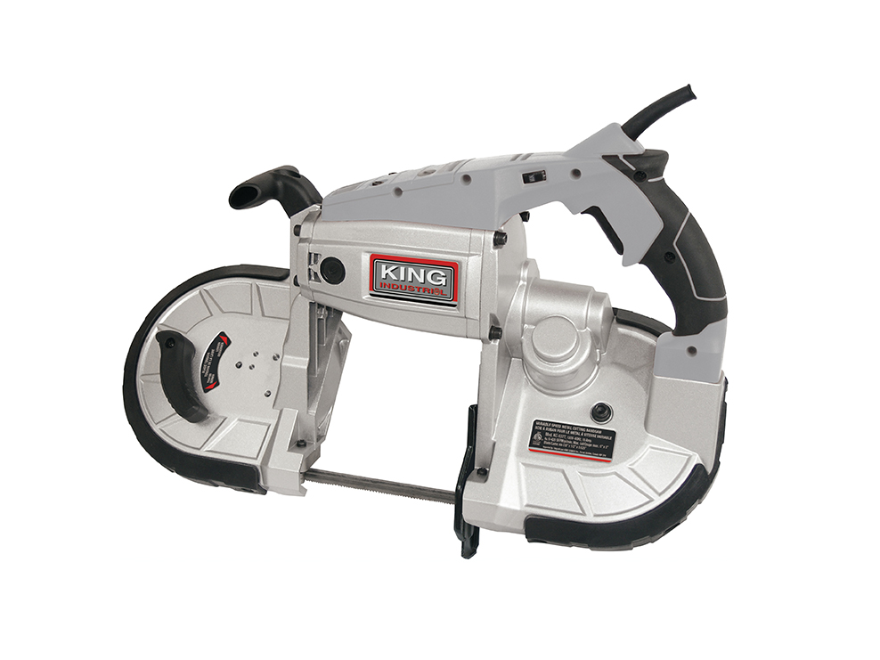 Portable Variable Speed Metal Cutting Bandsaw