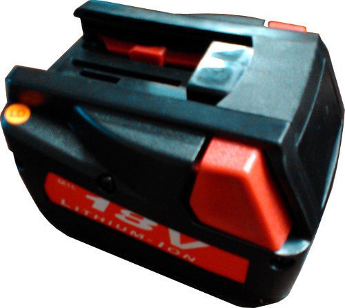 18V 2.0A V18 LI-ICON MILWAUKEE BATTERY