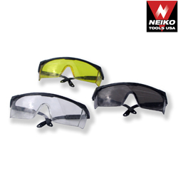 AMBER SAFETY PROTECTOR GLASSES