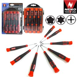 Precision Screwdriver Set | 8 Pc