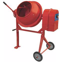 3.5 Cu. Ft. Portable Cement Mixer - Click Image to Close