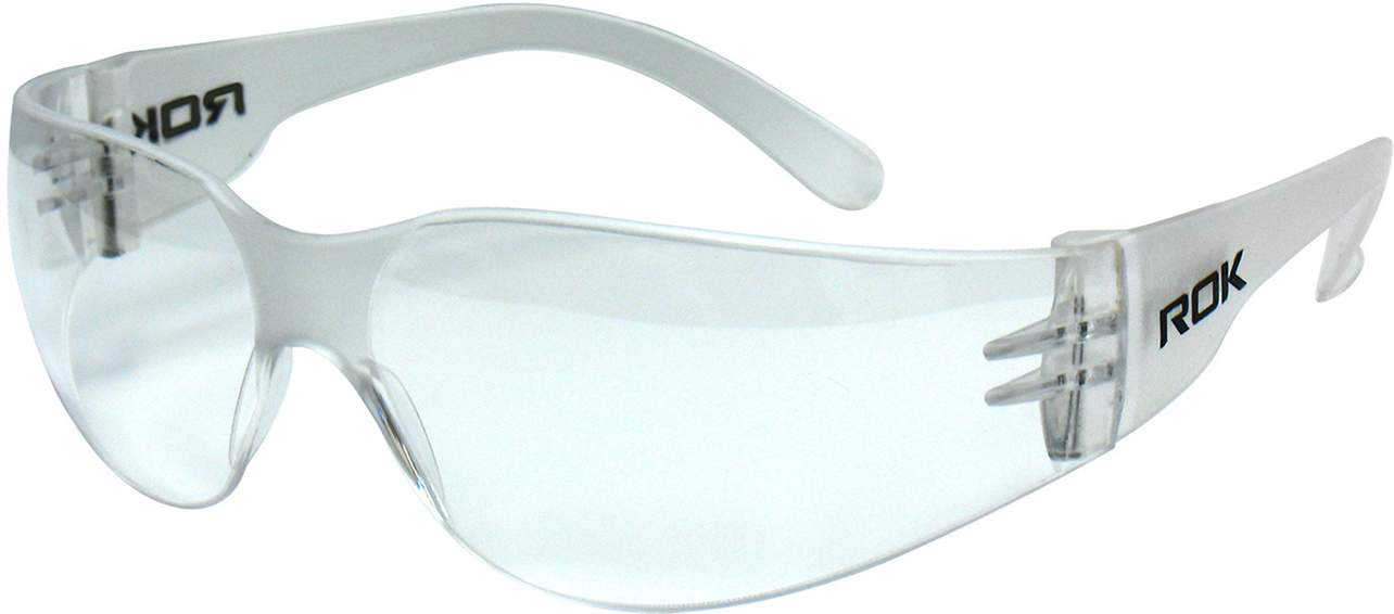 SAFETY WORKING GLASSES CLEAR